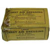 OBVAZ US ARMY First aid dressing LARGE