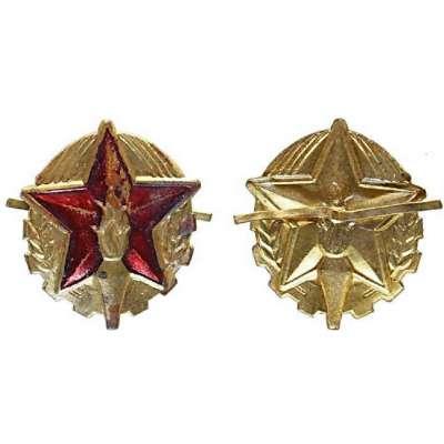 ODZNAK HASIČ ČEPICOVÝ 25x29mm MALÝ 1980-1989