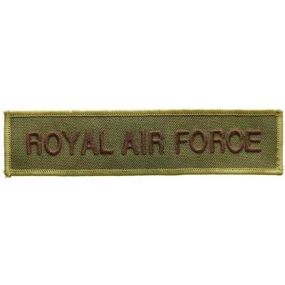NÁŠIVKA BRIT 4R 145x35mm ROYAL AIR FORCE