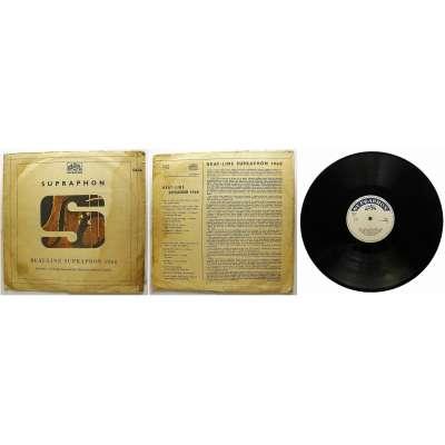 DESKA VINYL LP BEAT-LINE SUPRAPHON 1968 PERFEKTNÍ STAV