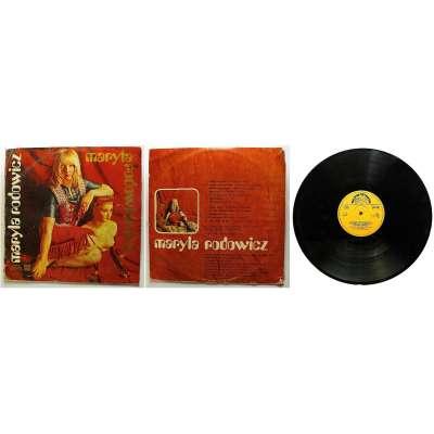 DESKA VINYL LP MARYLA RODOWICZ 1972 SUPRAPHON
