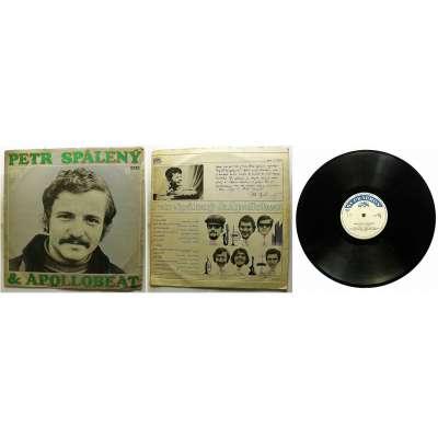 DESKA VINYL LP PETR SPÁLENÝ A APOLLOBEAT 1969 SUPRAPHON SUPER STAV