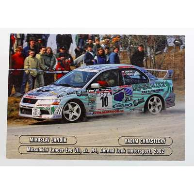 POHLED AUTO JANDÍK-CHRASTECKÝ 2002