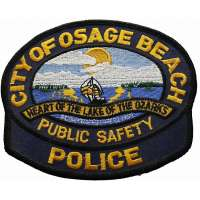 NÁŠIVKA US POLICIE 120X100mm US OSAGE BEACH