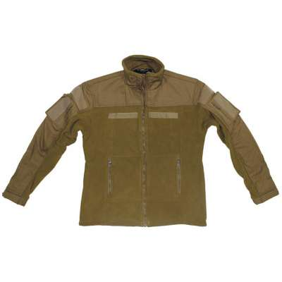 BLŮZA Combat FLEECE COYOTE