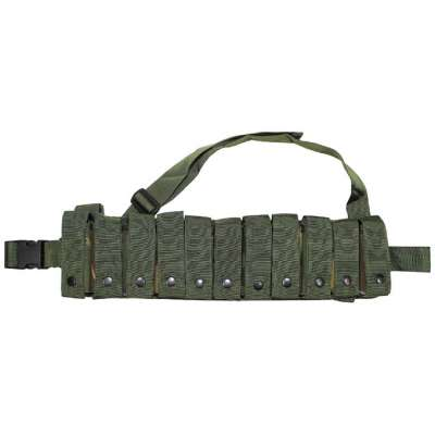 PÁS BRIT 40mm NA 11 PATRON DO BROKOVNICE orig DPM TARN