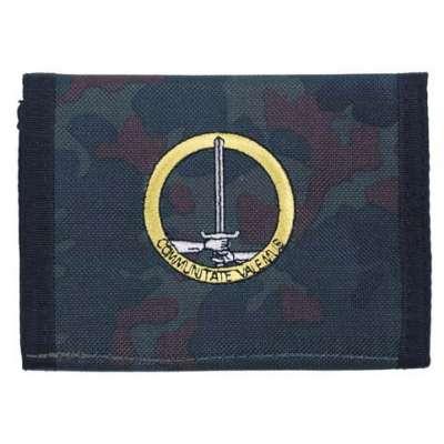 PENĚŽENKA BW NL-D Corps FLECKTARN