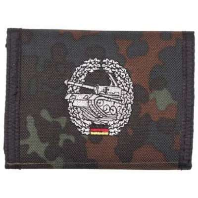 PENĚŽENKA BW Panzer FLECKTARN
