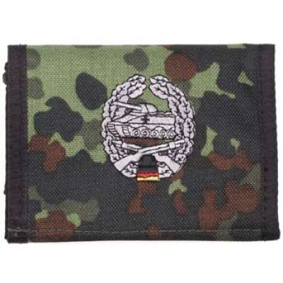 PENĚŽENKA BW Panzergrenadier FLECKTARN