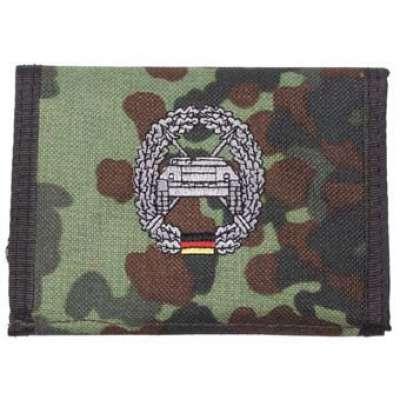 PENĚŽENKA BW Panzerjäger FLECKTARN