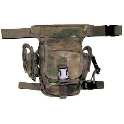 POUZDRO Hip Bag SECURITY 10 FOCHŮ HDT-camo FG