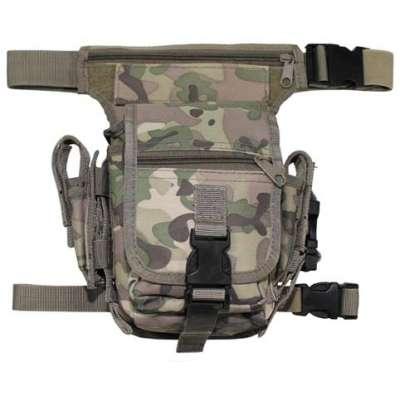 POUZDRO Hip Bag SECURITY 10 FOCHŮ MULTICAM