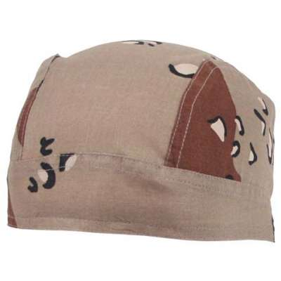 ŠÁTEK US HEADWRAP 6-COLOR DESERT