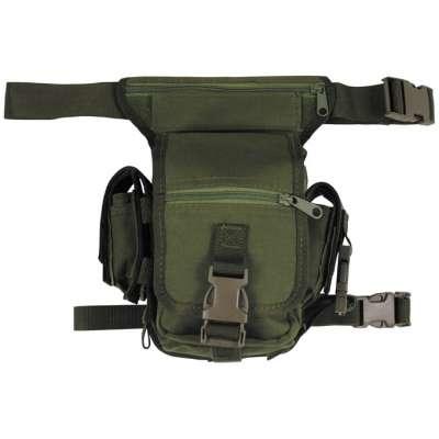 POUZDRO Hip Bag SECURITY 10 FOCHŮ OLIV