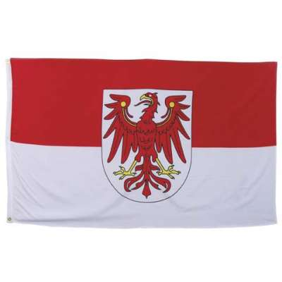 VLAJKA NĚMECKO Brandenburg 90x150cm