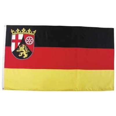 VLAJKA NĚMECKO Rheinland-Pfalz 90x150cm