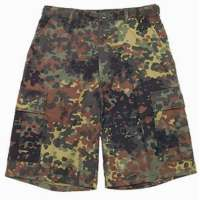 KALHOTY BERMUDA DĚTSKÉ FLECKTARN