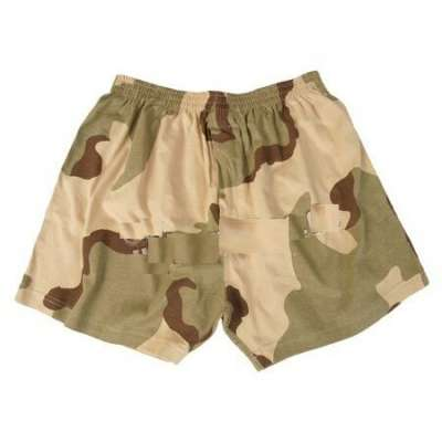 BOXERKY SHORTS US 3-COLOR DESERT
