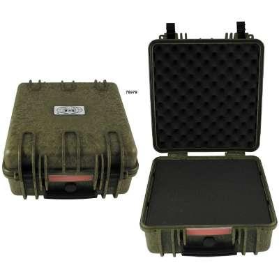 BOX PLAST 36x41,9x19,5cm VODOTĚSNÝ OLIV