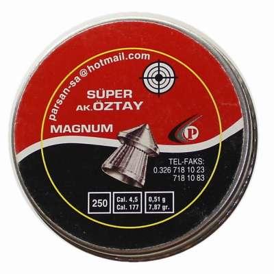 DIABOLKY MAGNUM SPIKE 4,5mm 500ks