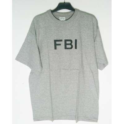 TRIKO POTISK FBI ŠEDÉ