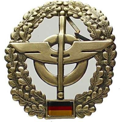 ODZNAK BW ČEPICOVÝ 45x55mm NACHSCHUB