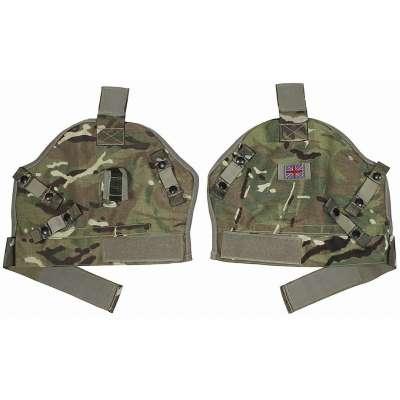 HORNÍ DÍLY VESTY BRIT Body-Armour orig MTP